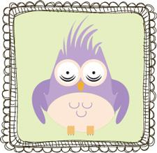 Anxious Trio Psychology Owl
