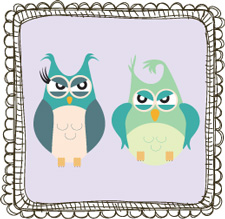 Arguing Trio Psychology Owls