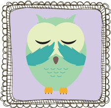 Grieving Trio Psychology Owl