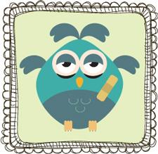 Traumatized Trio Psychology Owl